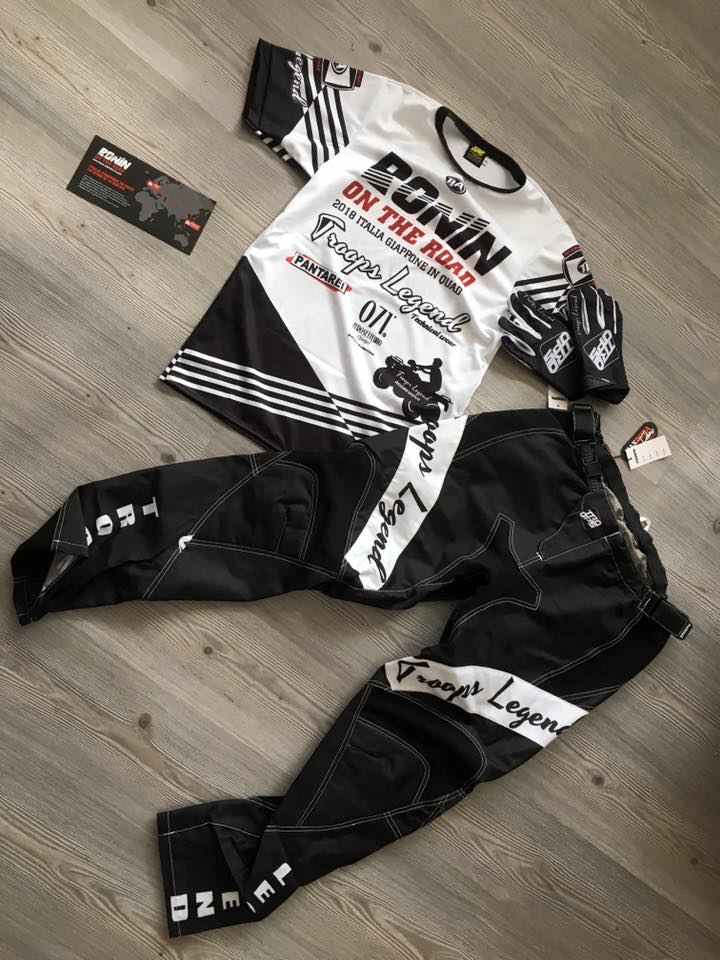 Troops Racing Gear - Sponsor Tecnico