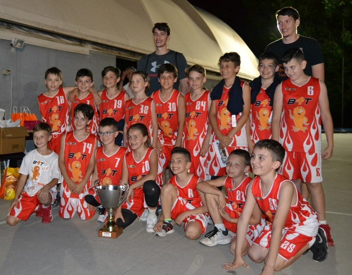 BASKET 4 TRIESTE B4T FUTURE 2019-2020 by A.S.D. BASKET 4 TRIESTE