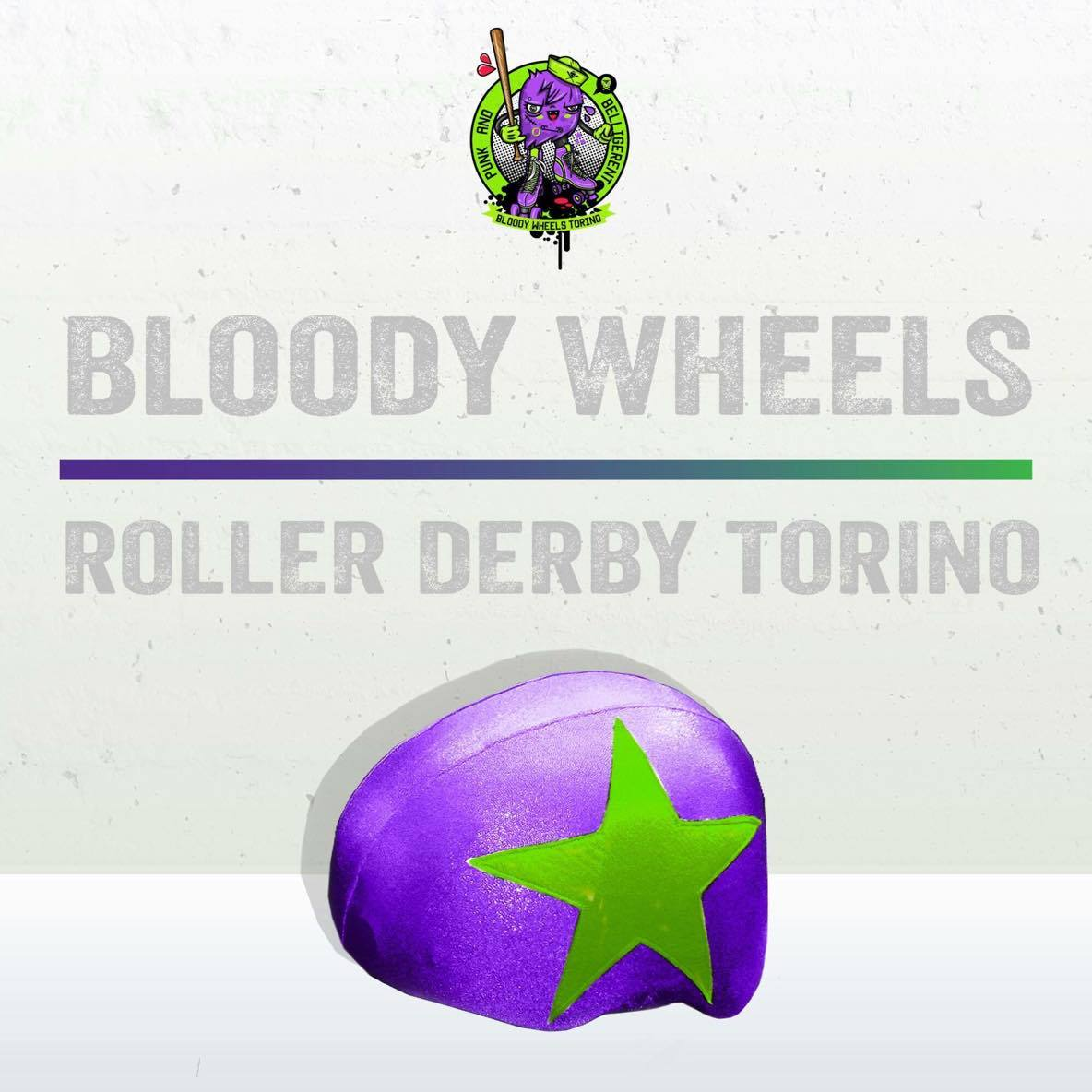 Blood Drive by Bloody Wheels Roller Derby Torino