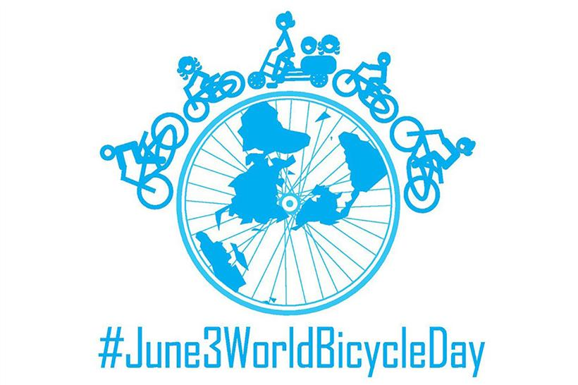 3 GIUGNO: WORLD BICYCLE DAY